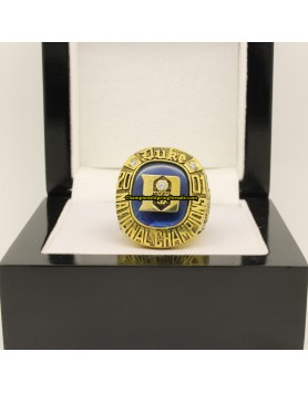 2001 Duke Blue Devils NCAA Men's Basketball National Championship Ring