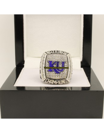2008 Kansas Jayhawks NCAA Men's Basketball National Championship Ring