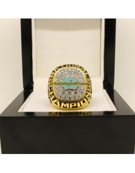 2005 North Carolina Tar Heels NCAA Men's Basketball National Championship Ring
