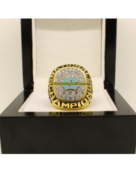 2005 North Carolina Tar Heels NCAA Men's Basketball National Championship Ring