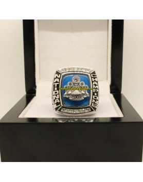 2009 North Carolina Tar Heels NCAA Basketball Championship Ring