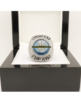 2014 Kentucky Wildcats NCAA Men's Basketball Final Four Championship Ring