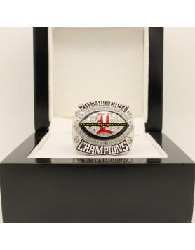 2012 Louisville Cardinals NCAA Football AAC & Big East Championship Ring