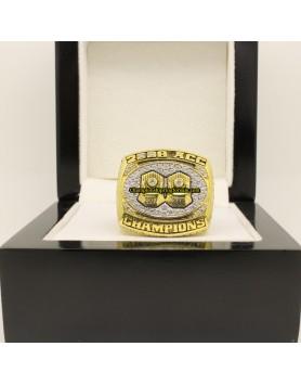 2008 Virginia Tech Hokies Football ACC Championship Ring