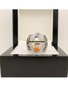 2011 Clemson Tigers Football ACC Championship Ring
