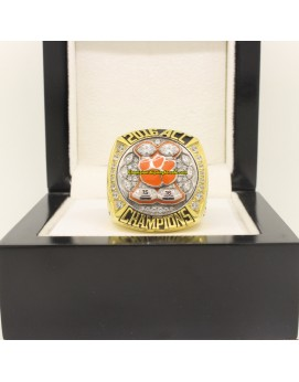 2016 Clemson Tigers ACC Football Championship Ring