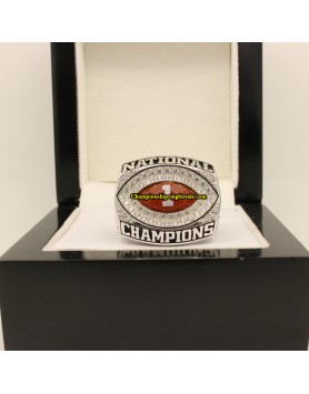 2002 Ohio State Buckeyes BCS & CFP College Football Playoff Championship Ring