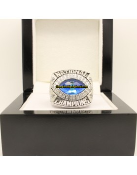 2011 Auburn Tigers Tostitos BCS & CFP College Football Playoff Championship Ring