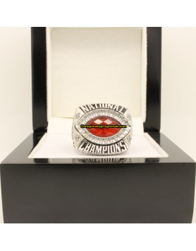 2013 Alabama Crimson Tide BCS & CFP College Football Playoff Championship Ring
