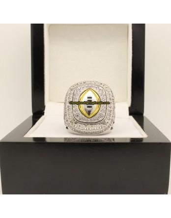 2015 OSU Ohio State Buckeyes CFP College Football Playoff Championship Ring