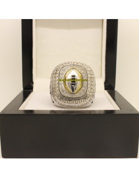 2017 Clemson Tigers CFP College Football Playoff Championship Ring