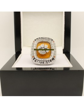 2015 Clemson Tigers CFP & Orange Bowl College Football Playoff Championship Ring