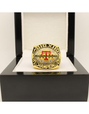 1998 Texas A&M Aggies NCAA Football BIG XII Championship Ring