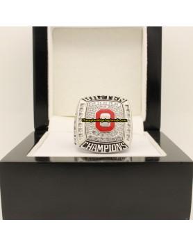 2009 Ohio State Buckeyes Football Big Ten Championship Ring