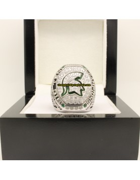 2015 Michigan State Spartans Football Big Ten Championship Ring
