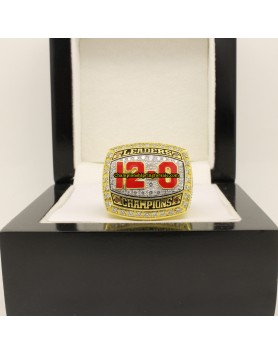 2012 Ohio State Buckeyes Big Ten Leaders Division Football Championship Ring