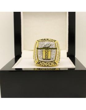 2006 Florida Gators NCAA Football National Championship Ring