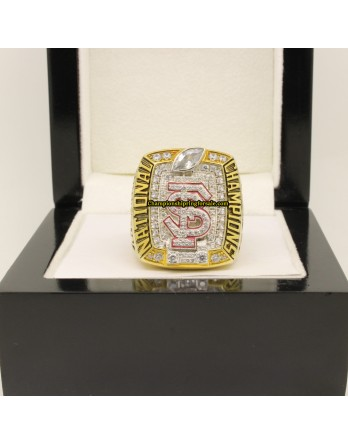 2013 Florida State Seminoles FSU NCAA Football National Championship Ring