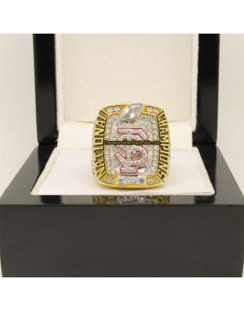2013 Florida State Seminoles FSU NCAA Football National Championship Ring