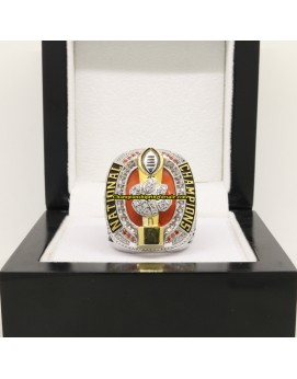 2016 Clemson Tigers NCAA Football National Championship Ring