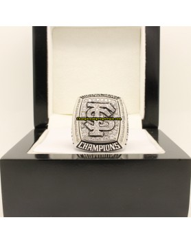 2013 Florida State Seminoles Football Orange Bowl Championship Ring