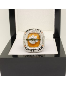 2015 Clemson Tigers Football Orange Bowl Championship Ring