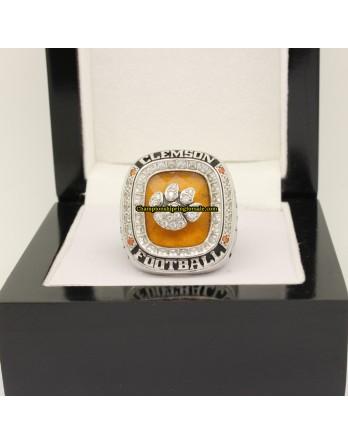 2015 Clemson Tigers Football Orange Bowl Championship Ring