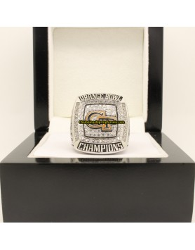 2014 Georgia Tech Yellow Jackets Orange Bowl (DEC)Championship Ring