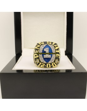 1995 Penn State Nittany Lions Football Rose Bowl Championship Ring