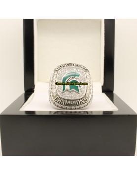 2014 Michigan State Spartans Football Rose Bowl Championship Ring