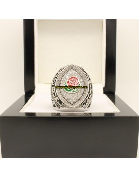 2015 Oregon Ducks Football Rose Bowl Championship Ring
