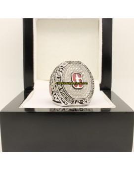 2016 Stanford Cardinal Football Rose Bowl Championship Ring