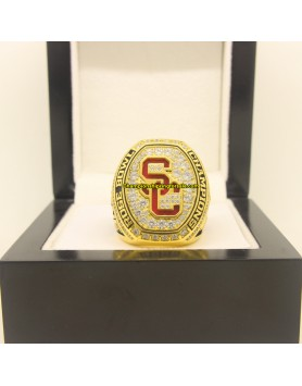 2017 USC Trojans NCAA Rose Bowl Championship Ring