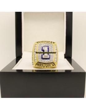 2010 AU Auburn Tigers Football SEC Championship Ring