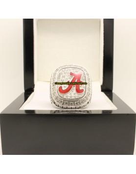 2012 Alabama Crimson Tide Football SEC Championship Ring