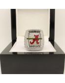 2015 Alabama Crimson Tide Football SEC Championship Ring