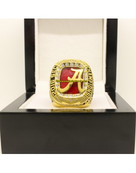2016 Alabama Crimson Tide SEC Football Championship Ring