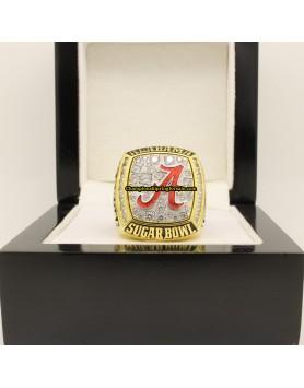 2008 Alabama Crimson Tide Sugar Bowl & SEC Western Division Championship Ring