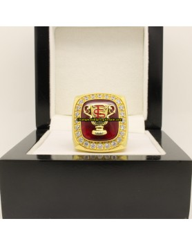 2000 FSU Florida State Seminoles Football Sugar Bowl Championship Ring