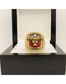 2013 Louisville Cardinals Football Sugar Bowl Championship Ring