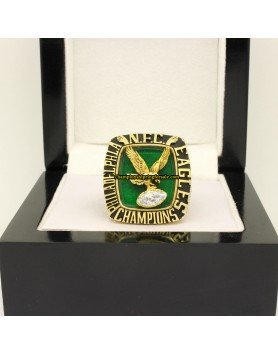 Philadelphia Eagles 1980 NFC Football Championship Ring