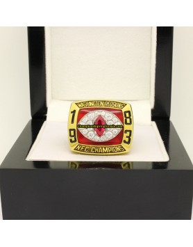 Washington Redskins 1983 NFC Football Championship Ring