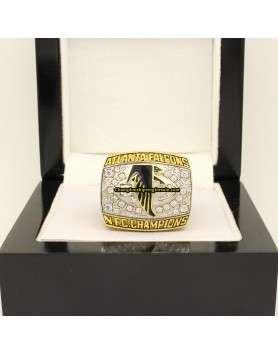 Atlanta Falcons 1998 NFC Football Championship Ring