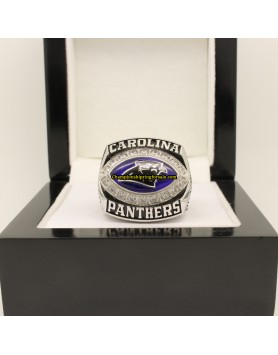 Carolina Panthers 2003 NFC Football Championship Ring