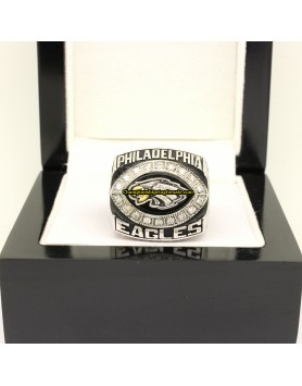 Philadelphia Eagles 2004 NFC Football Championship Ring
