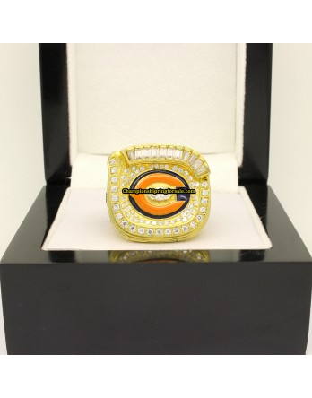 Chicago Bears 2006 NFC Football Championship Ring