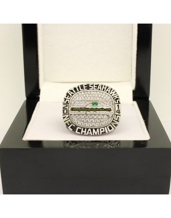 Seattle Seahawks 2014 NFC Football Championship Ring