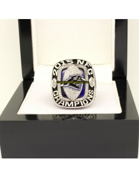 Carolina Panthers 2015 NFC Football Championship Ring