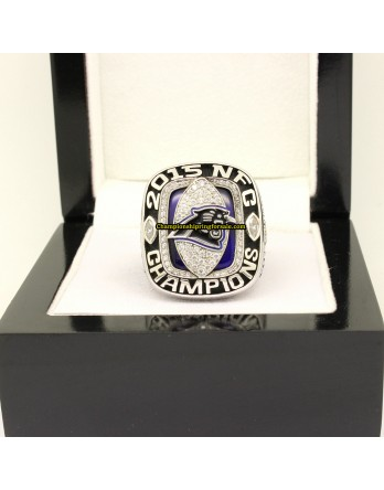 Carolina Panthers 2015 NFC Football Championship Ring