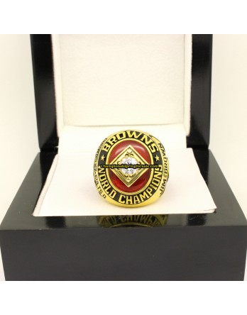 Cleveland Browns 1964 NFL Football Championship Ring